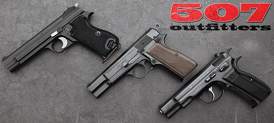 If you're looking for some of the finest 9mm pistols - we've got them!