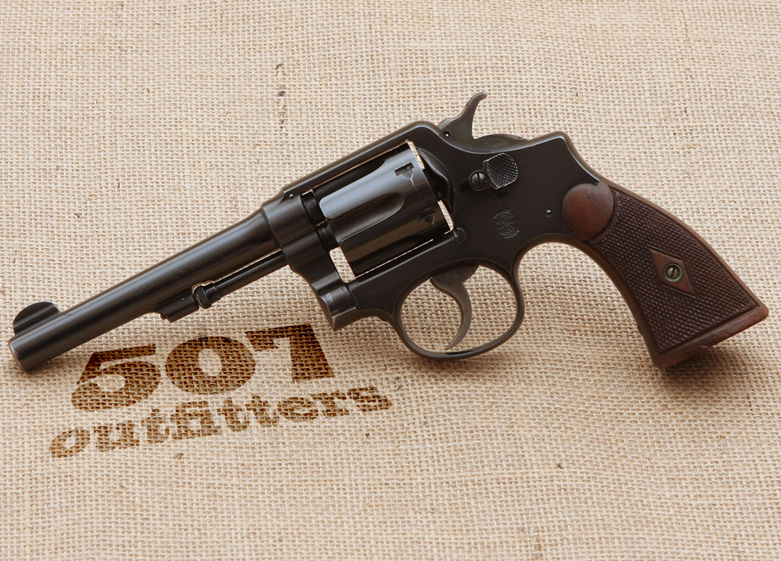 Smith & Wesson Handejector