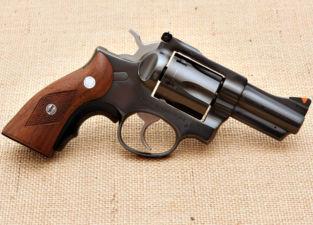 Ruger Security Six – 507 Outfitters
