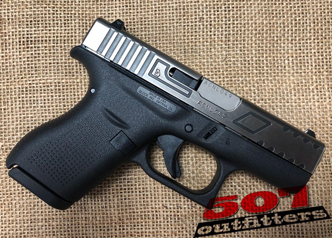 Glock 42 Battleworn RC