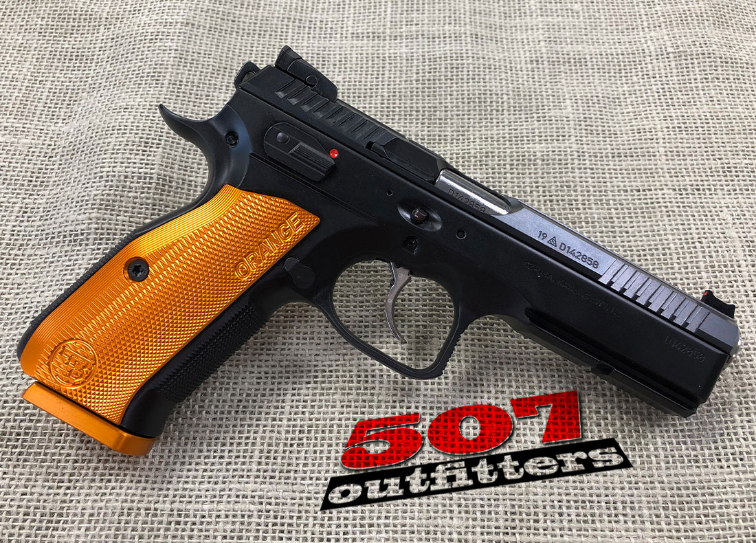 CZ 75 SP-1 Shadow 2