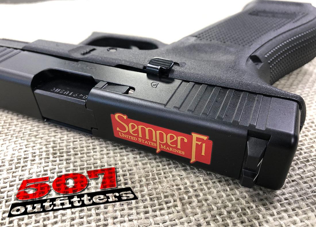 Glock 45 Semper Fi