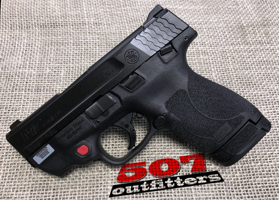 Smith & Wesson M&P9 SHIELD M2.0 laser