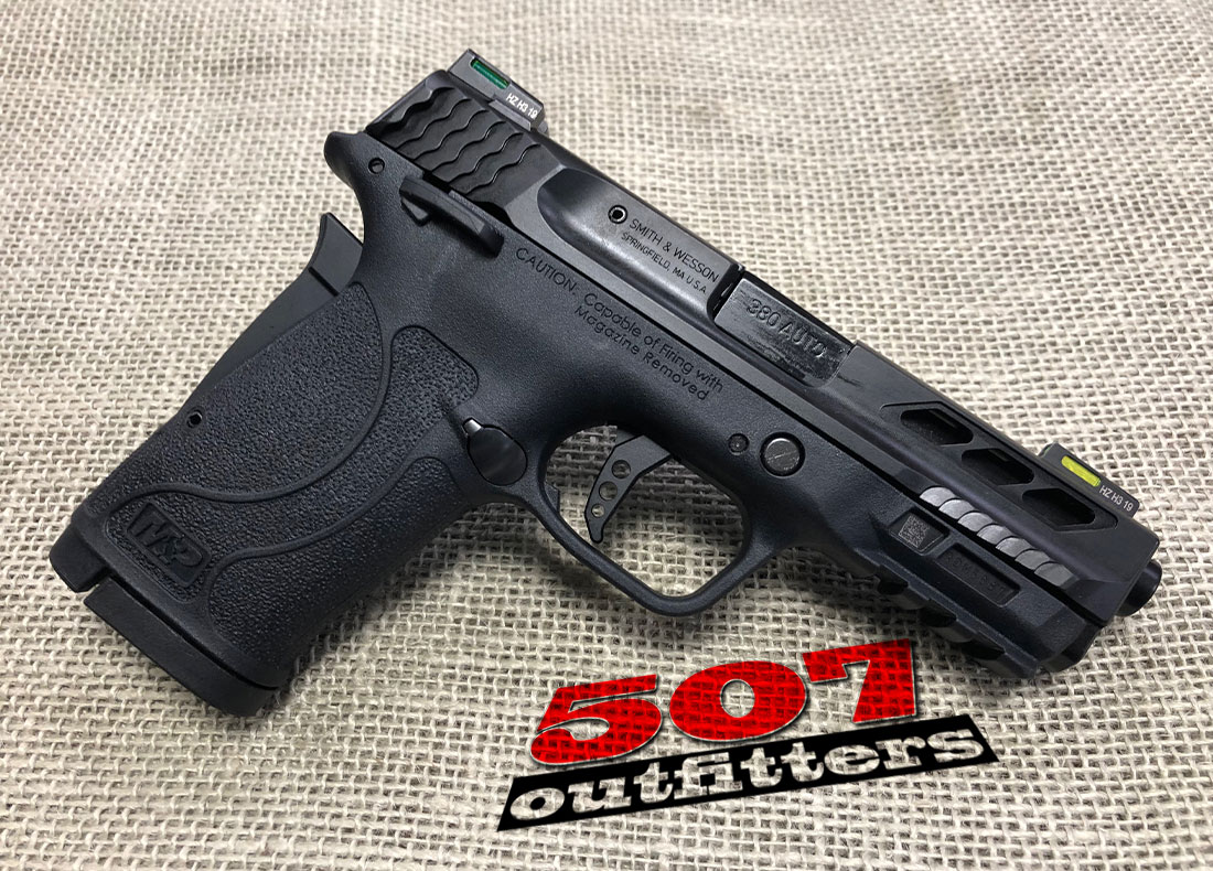 Smith & Wesson M&P 380 Ported Shield