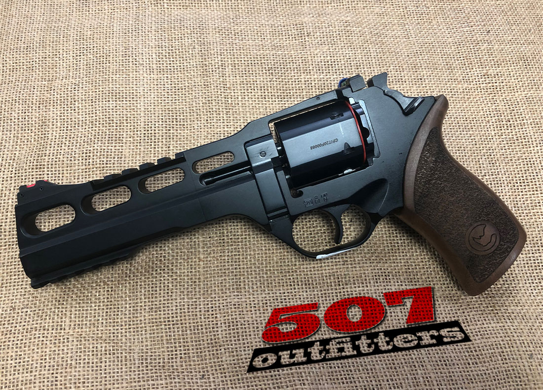 Chiappa 60DS Rhino Black
